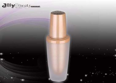 China Capacity 60ml Skin Lined Empty Lotion Bottles With Pump / Abrasive Lining supplier