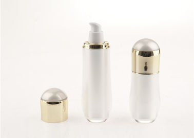 Cap - Cap Type Plastic Lotion Bottles 30ml Airless Pump Bottle