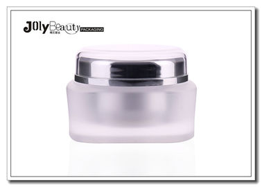 Decorative Unique Small Airless 15ml Cream Jar Cosmetic Jars With Lids