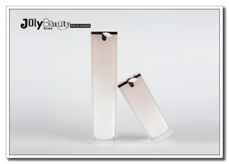 15ml 30ml 50ml Square Acrylic Airless Spray Bottle Cosmetic Container Dispenser